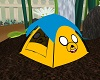 Adventure time BRB tent