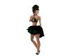 Kelly Green Skirt Add