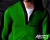 Green Tracksuit Top