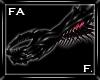 (FA)Dark CLaws F. Red