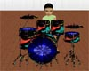 !ORC!Animated Drumset