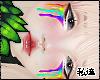 ダ. tears rainbow