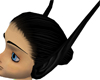 M* Tall Black Ears