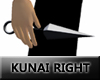 Kunai Right