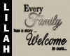 *L* Malen Family Quote