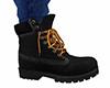 Black Work Boots 2 (M)