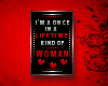 Lifetime Woman BADGE42