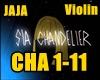 "Chandelier ""Violin"""