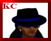 $KC$ Mafia Hat Blk/Blue