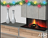 e nordic fireplace