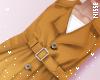 n| Fall Coat Mustard