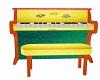Sunshine Daisy Piano