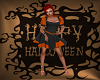 Halloween Dress - Orange