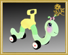 Animated Inchworm 40%