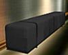 T- Ottoman Long black