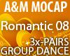 Romantic 08 GROUP Dance