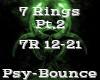 7 Rings Pt.2 -PsyBounce-