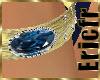 Bracelet Sapphire on Gol
