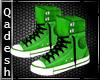 !Q! Converse Green