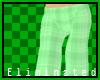 Green Plaid Bermuda
