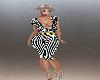 Stripes~ Skirt RXL