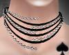 Cat~ Shhh Necklace