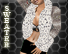(J)Snakeskin/SL sweater
