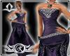 Bride Purple Dress XXL