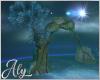 Moon Tree Arch