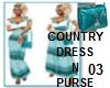 BOHO CHIC DRESS/purse