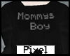 <Pp> Mommys Boy Crop