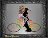 Festive Bike for Lovers