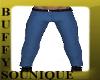 BSU Male Blue Slacks