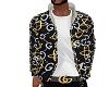Gucci Black Star Jacket