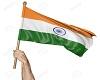 [90] India Hand Flag