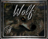 (SL) Gray Wolf animated
