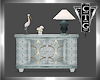CTG LAKEHOUSE TABLE/LAMP