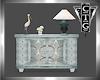 CTG LAKEHOUSE TABLE/LAMP