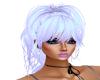 Hair PurpleBue Lizzy