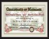 CertificateMarriageThorn