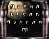 * Alpha Lycan Avatar M *