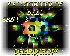 RAINBOW SPIKE BALL 1