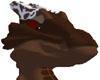 Multi-Brown Dragon Head