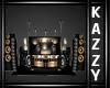 }KC{ DJ Booth/gold