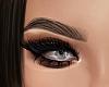 fractious brows; mocha