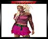 R&R Pink Tiger Top