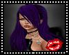 Ashanti Purple Hair