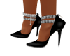 Ma's Winter Sparkle heel