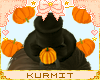 Pumpkin Queen Top Hat