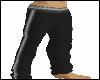 Balck & white gym pants